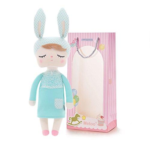 Regalos de Conejito de Pascua Muñecas de Conejo de Peluche Muñecas Angela Que...