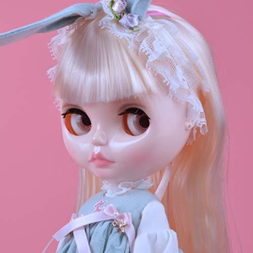 YUMMON el de 12 Pulgadas muñeca Desnuda es Similar a la muñeca del bjd Blyth,...