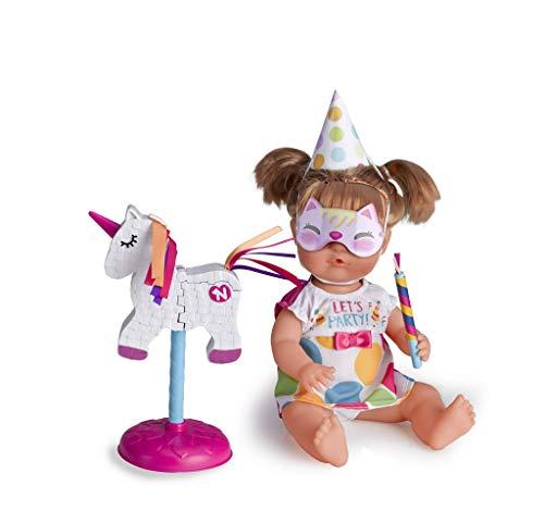 Nenuco de Famosa Piñata, muñeca bebé Fiesta de cumpleaños, para niñas y niños a...