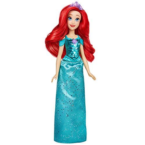 Disney Princess Muñeca Ariel Brillo Real