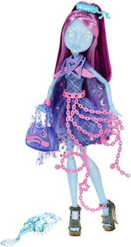 Monster High - Fantasmagórica Kiyomi Haunterly (Mattel CDC33)