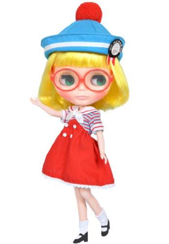 TAKARA TOMY Neo Blythe Doll Shop Limited hi-ho Marine (Japan Import)