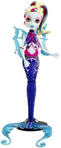 Monster High DHB56) Mattel - Muñeca, Monstruitas de profundidades, Lagoona