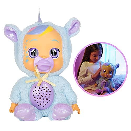 BEBÉS LLORONES Goodnight Starry Sky Jenna   Suave muñeca quitamiedos para dormir,...