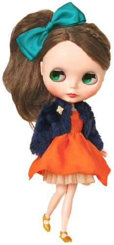 Takara Tomy Neo Blythe Shop Limited Orange and Spices Figure Doll Japan [Toy] (japan...