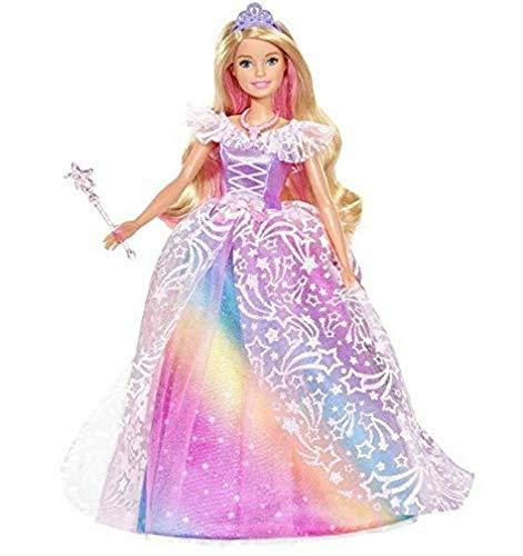 Barbie- Dreamtopia Superprincesa, Edad Recomendada: 3-10 años, Multicolor (Mattel...