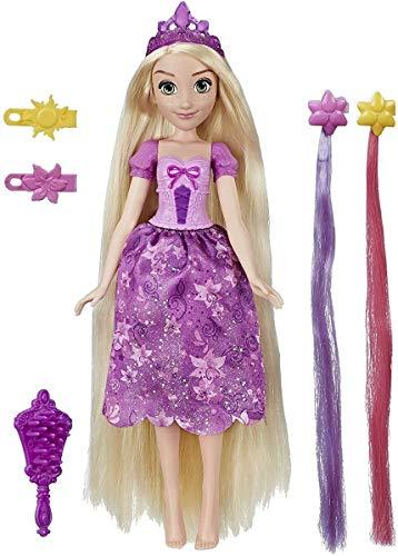Disney Princess Hair Style Creations Rapunzel - Muñeca de Moda, Juguete para peinar...