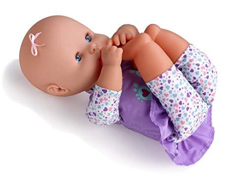 Nenuco de Famosa Posturitas, muñeca bebé para niñas y niños a Partir de 1 año...