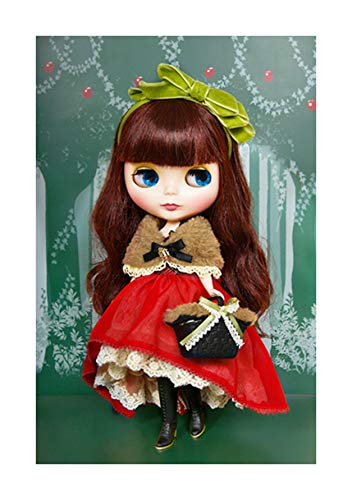 Neo Blythe - Red Delicious -11th Anniversary- [CWC Exclusive] (japan import)