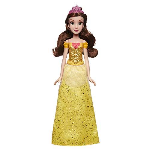 Disney Princess Princess Brillo Real Bella (Hasbro E4159ES2) , Color/Modelo Surtido