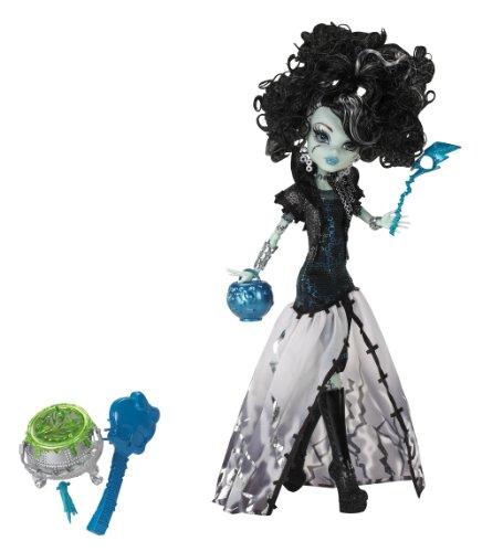 Monster High - Muñeca, Frankie una Fiesta Divina de la Muerte (Mattel BCH85)