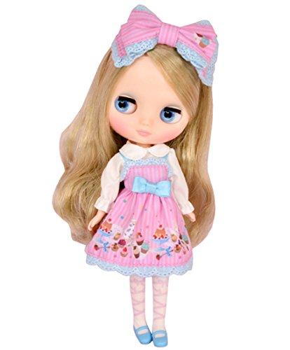Midi Blythe Doll Shop Limited Alicia cupcake by Takara Tomy
