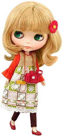 Blythe Doll Shop Limited Cassiopeia Spice (japan import)