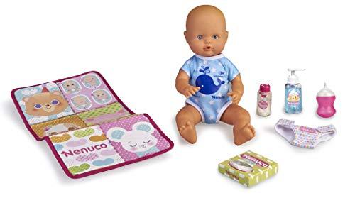 Nenuco de Famosa- Ay qué pipí, Muñeco bebé, para niños y niñas a partir de 2...