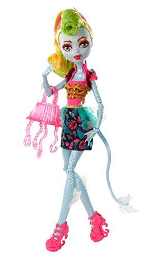 Monster High - Monstruo Fusión, Lagoonafire (Mattel CCB33)