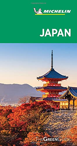 Japan - Michelin Green Guide: The Green Guide (Michelin Tourist Guides)