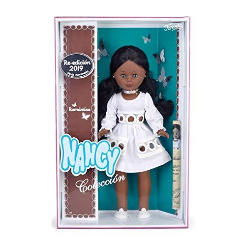 Nancy - Colección Reedición Modelo Romántica de 1973 (Famosa 700014990)