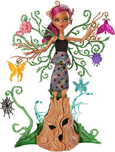 Monster High- Ninfas, Treesa Thornwillow (Mattel FCV59)