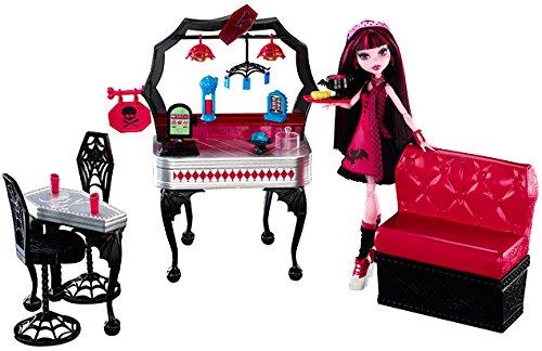 Monster High - Draculaura y el bistro (Mattel Y7719)