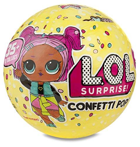 L.O.L. 551522E5CAZI Surprise Confetti Pop Series 3-1 - Muñeca
