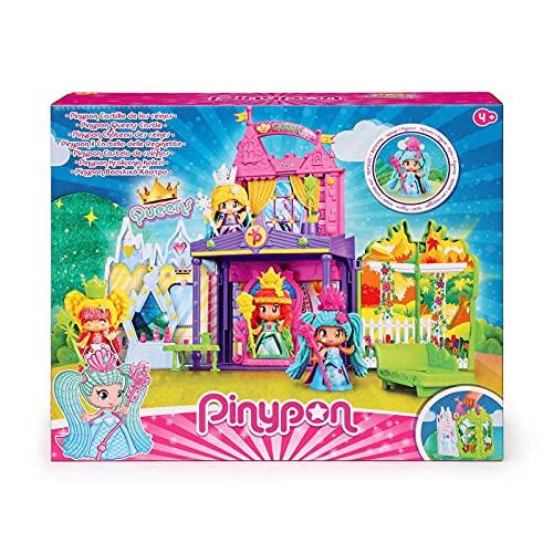 Pinypon - Queens Castle, Castillo de Las Reinas, a Partir de 4 años (Famosa...