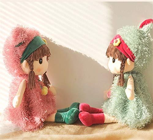 MUSWEET Felpa del Animal Relleno de los Juguetes 40cm Grande Historieta de la muñeca...