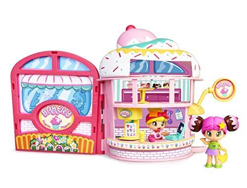 Pinypon-700015880 Pastelería, muñeca tienda dulces juguete, color mixto (Famosa...