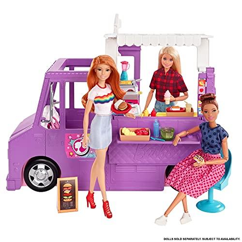 Mattel GMW07 Barbie Vehículo Restaurant