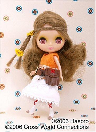 Petite Blythe Perfect Bohemian beat P-PBL-08 (japan import)