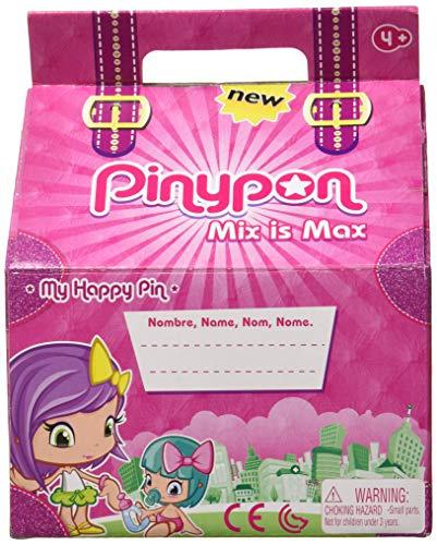 Pinypon - Happy Pin, con 5 figuritas, niños y niñas de 4 a 8 años (Famosa...
