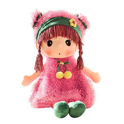Ysimee Muñecas de Trapo de Hadas de 45 cm,Bonito Juguete de Peluche para niña