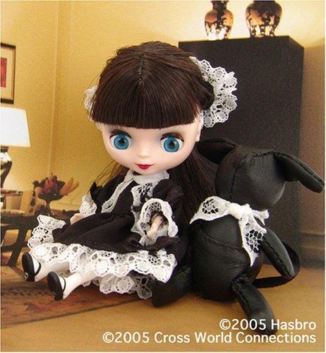 Petite Blythe Cassandra Black PBL-44 (japan import)