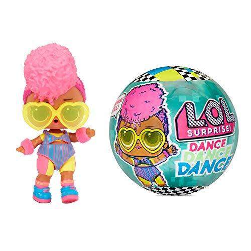 L.O.L. Surprise!- LOL Surprise Dolls Dance-8 Sorpresas, Ropa de Marca y Accesorios de...