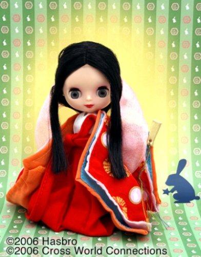 Petite Blythe with rabbit PBL-65 (japan import)