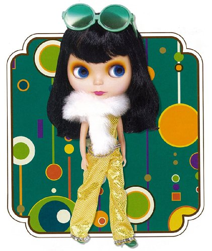 Petite Blythe Gold All in one PBL-15 (japan import)