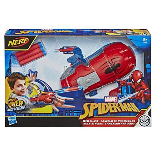 Hasbro E7328EU4 Spider-Man-Power Moves - Juguete, edad recomendada: 5 años y más