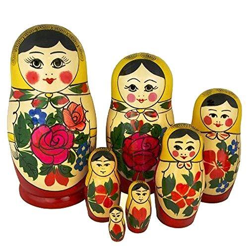Adhesivos decorativos para pared semenovskaya M7, 17 cm