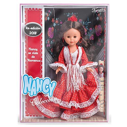 Famosa 4479132 - Muñeca Nancy Flamenca