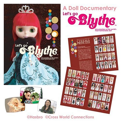 Bryce DVD A Doll Doumentary Vamos a ir Blythe (jap?n importaci?n)