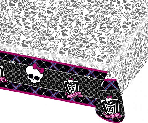 ALMACENESADAN 2508; Mantel Fiesta Monster High; Ideal para Fiestas y cumpleaños;...