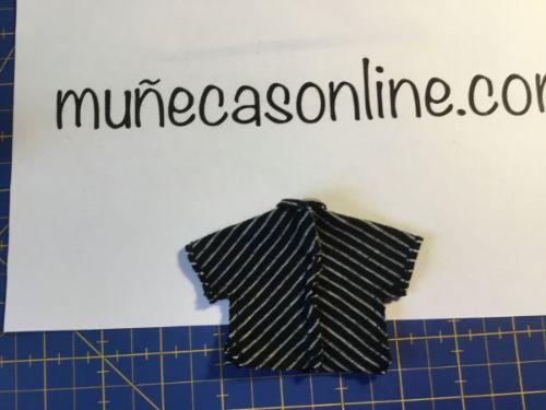 como hacer ropa para muñecas sin coser