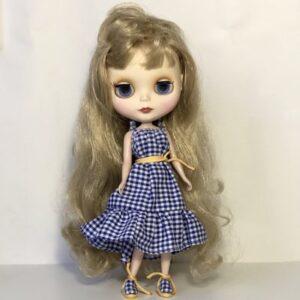 blythe doll personalizada