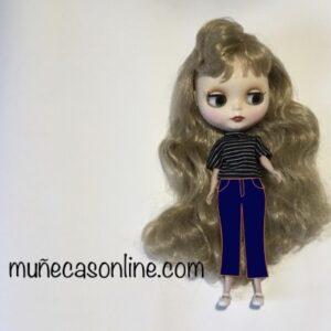 patrones ropa para muñecas