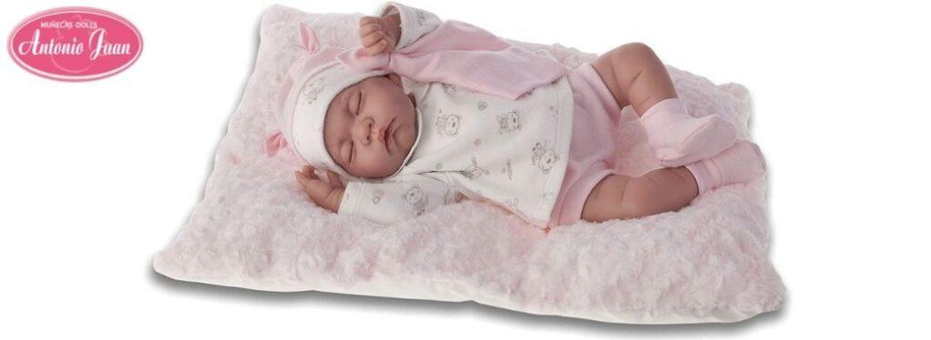 bebe reborn silicona