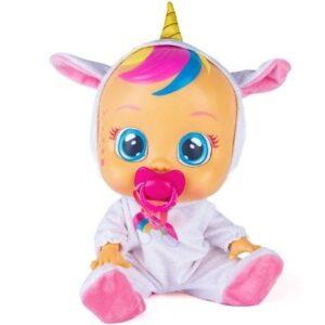 bebe llorones unicornio